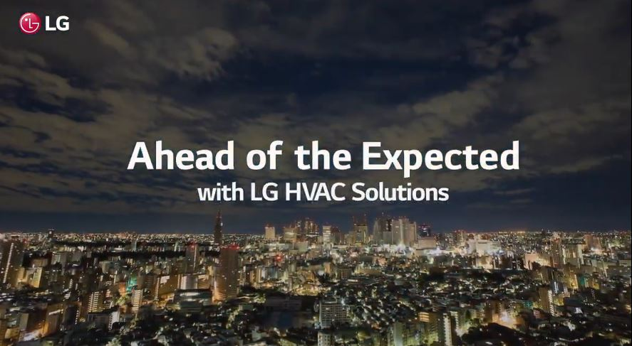 6 AHEAD OF THE UNEXPECTED WITH LG HVAC SOLUTIONS