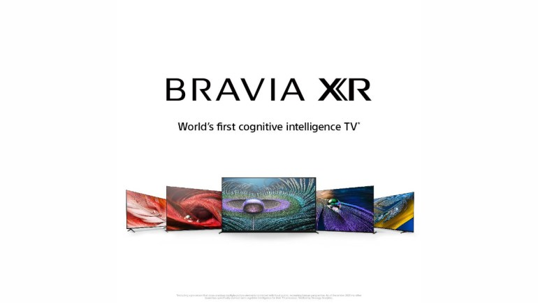 Sony Bravia XR series