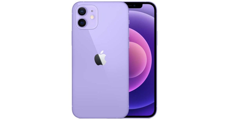 iPhone 12 and iPhone 12 mini purple pre-order - 1