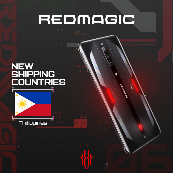 RedMagic is Now Available in PH via Its Global Store