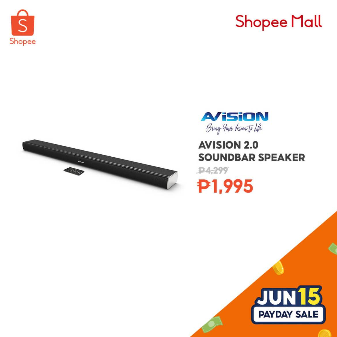 6.15 Payday Sale Father's Day (Techie) Avision