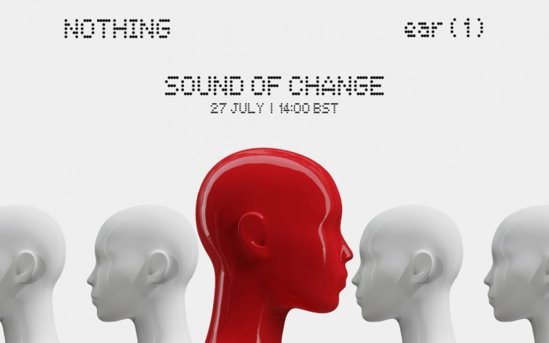 Nothing ear (1) Launch