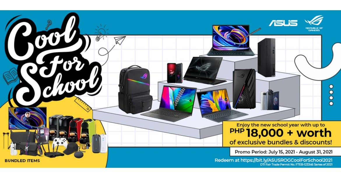 ASUS Cool for School - 1