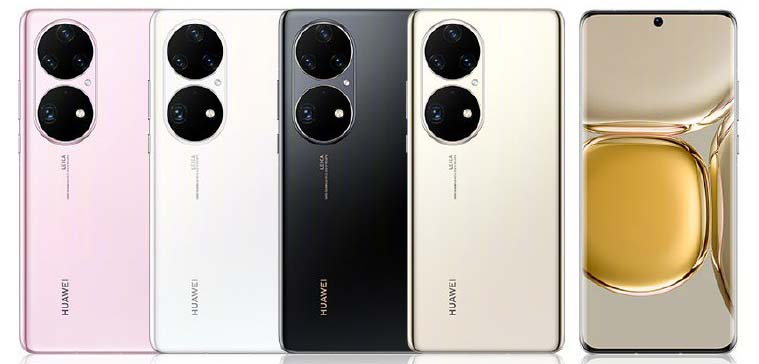 Huawei P50 and P50 Pro Now Official