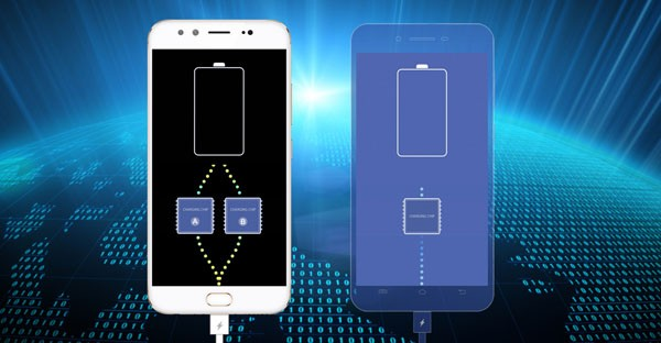 Vivo V5 Plus Charge - Review Smartphone Vivo V5 Plus, Pecinta Selfie Wajib Lirik Nih!