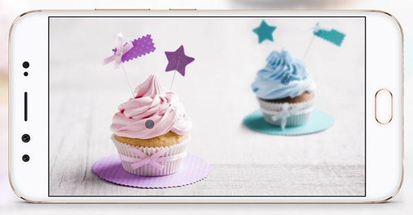 Vivo V5 Plus Screen - Review Smartphone Vivo V5 Plus, Pecinta Selfie Wajib Lirik Nih!