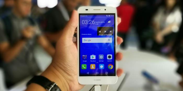 Huawei Y 2017 Bokeh