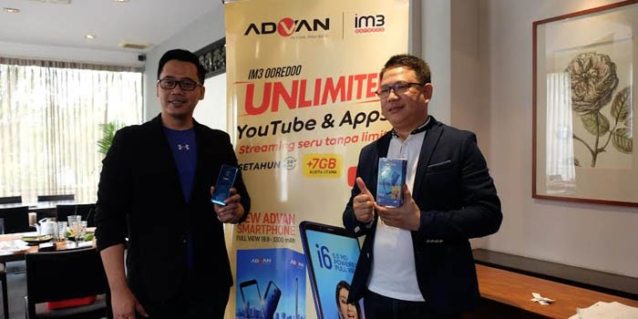 Advan i6 Unlimited