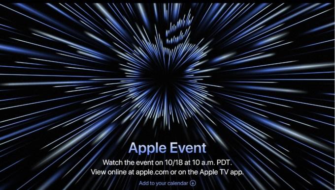 Apple-Event-18-Oktober-2021