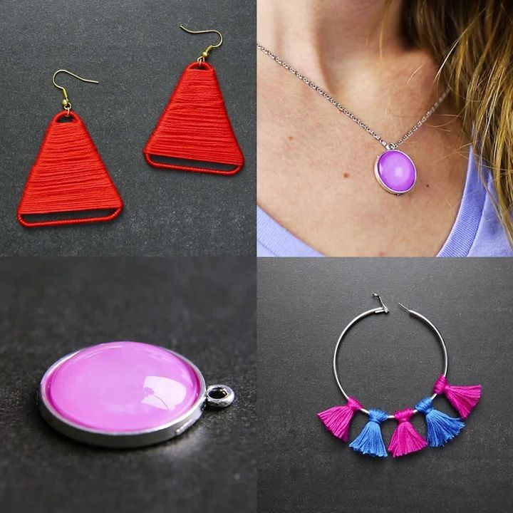 Beautiful diy jewelry ideas you can actually make yourself bit beautiful diy jewelry ideas you can actually make yourself bit2qagfvu gadgetrio solutioingenieria Images