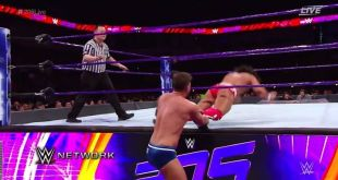 It's all about advancing in the WWE Cruiserweight Championship tournament on WWE...