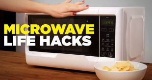 Microwaves aren't just used for heating food!