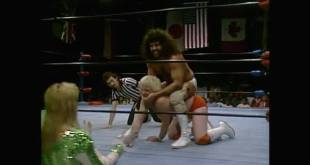 """Gorgeous"" Jimmy Garvin was having himself a good time on this day in 1986…"