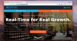 Best property management software of 2018