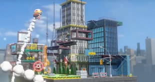 New Gameplay Trailer Offers A Glimpse At The Game's New Donk City Level – Captain Toad: Treasure Tracker – Switch