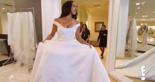 Nikki Bella feels reluctant about trying on wedding dresses in this Total Bellas…