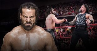 Seth Rollins and Roman Reigns have a common enemy in Jinder Mahal... and The Mod...