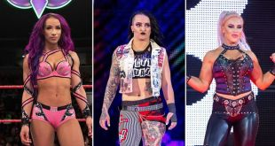 SEVEN Superstars will compete for the final spot in the Women's Money in the Ban...
