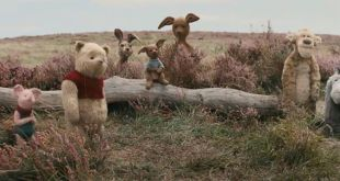 Silly old bear. Winnie the Pooh and his friends come to life in the new trailer ...