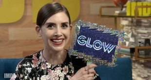 We play Glow or No? with Alison Brie to decide the fate of '80s puppets and perm…
