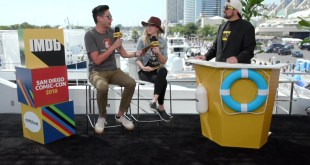 Don't miss today's  #SDCC recap with Kevin Smith! Find out what's trending insid…