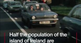 How Ireland has changed since the last time a pope visited.
