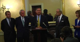 Senator Edward J. Markey, Senator Tom Carper, Senator Sheldon Whitehouse, Senato...