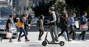 SF Gives Permits for App-based Scooter Services to Just Two Firms