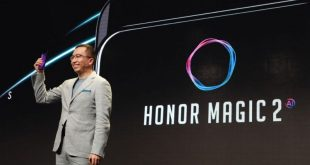 The upcoming Honor Magic 2 has an almost 100 percent screen-to-body ratio