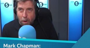 We never had Mark Chapman down as the jealous type but Ian Wright's admiration f...