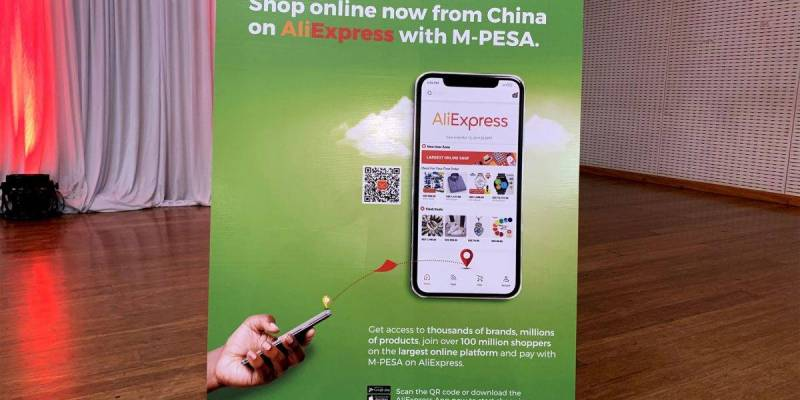 M-PESA AliExpress