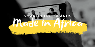 smartphones made in Africa