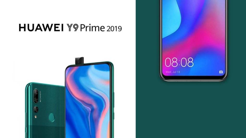 Huawei Y9 Prime (2019) Unboxing and First Impressions (Video)