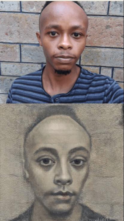 AI Portraits example