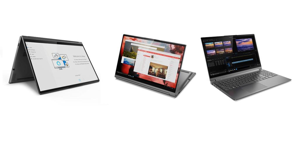Notebooks Lenovo Yoga C940