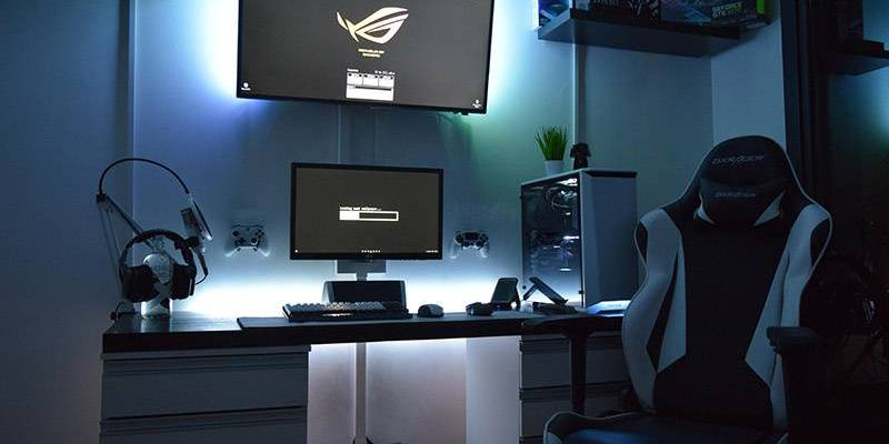 How To Create The Perfect Gaming Room Right At Home