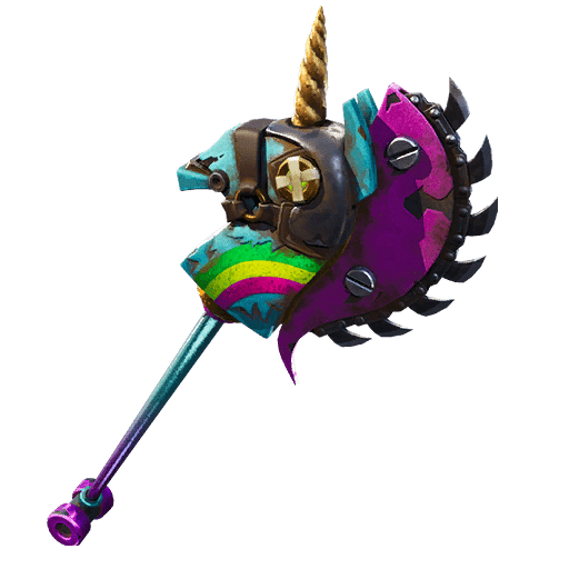 Fortnite v10.40 Leaked Pickaxe – Razor Smash