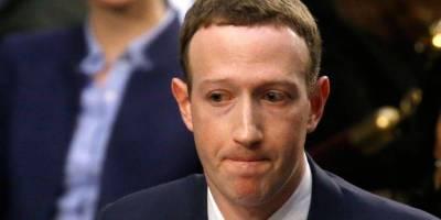 Mark Zuckerberg tech billionaire
