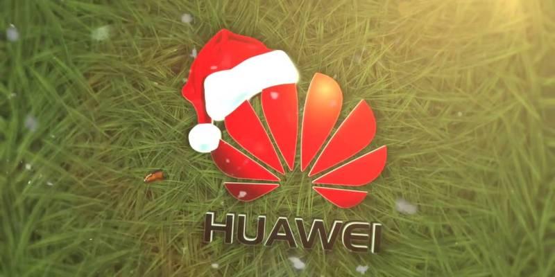 HUAWEI Christmas