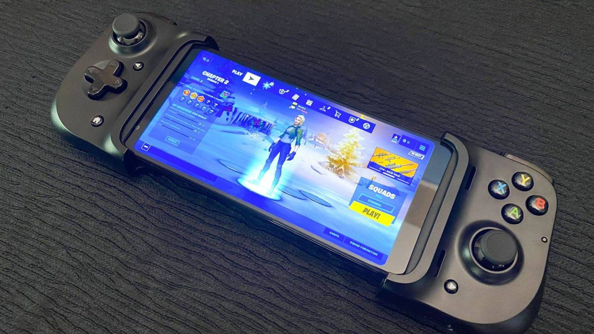 Mobile gaming controllers CES 2020