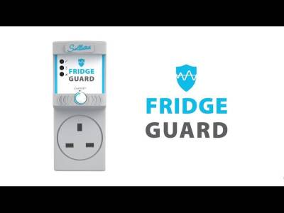 Fridge/TV Guard