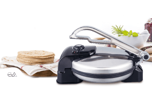 Make Chapatis Faster and Easier with This Chapati Maker