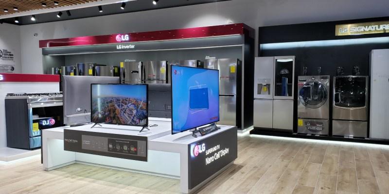 LG electronics Mobile Service Platform