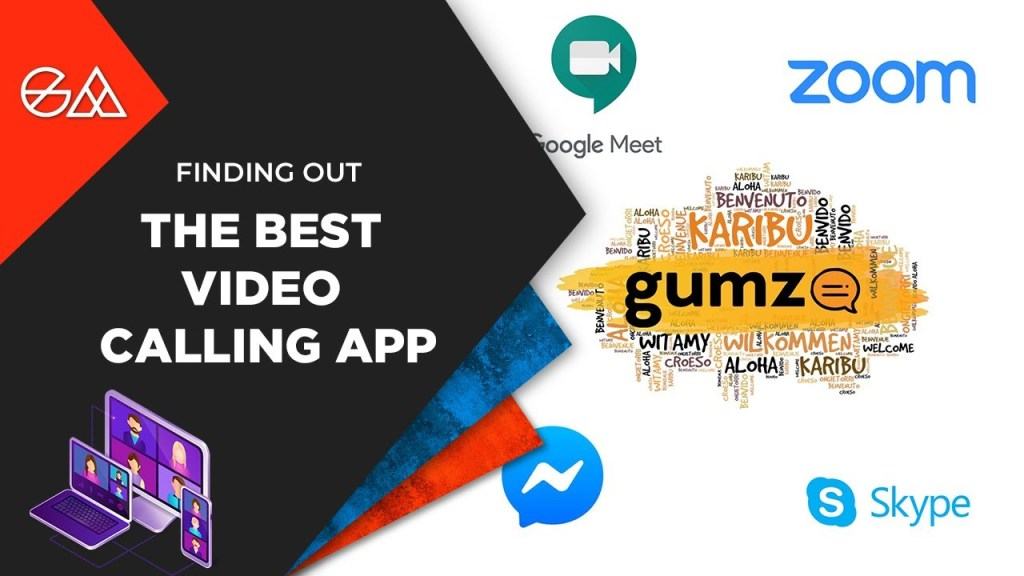 Which is The Best Video Calling App? WE TRIED THEM ALL!