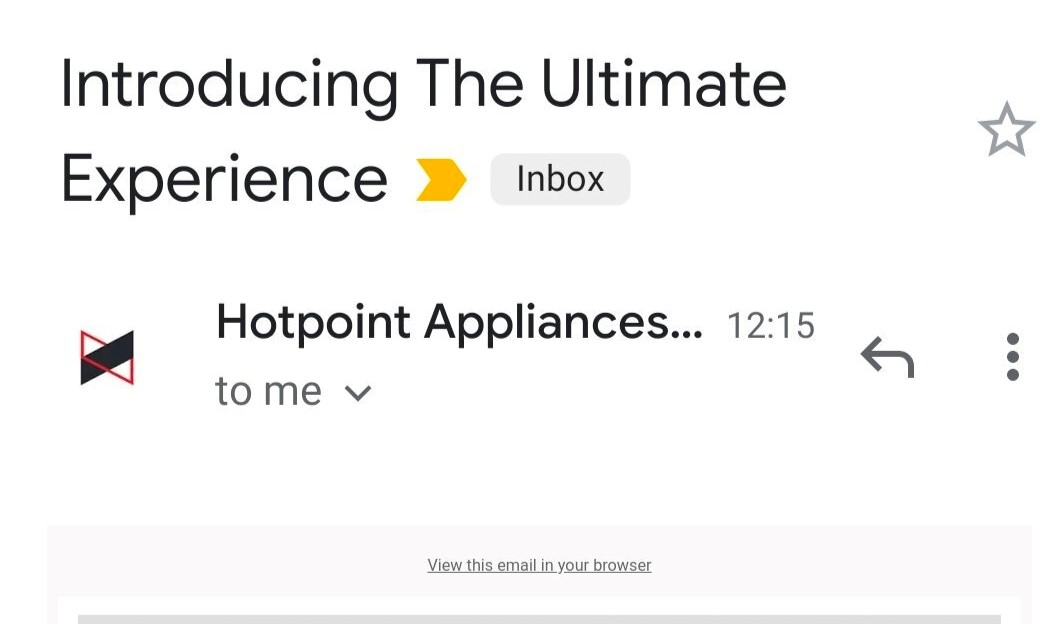 MKBHD Reacts After Learning That Hotpoint Has Been Using His Logo