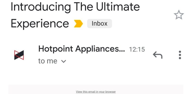 Hotpoint MKBHD