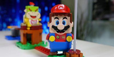 Super Mario Lego