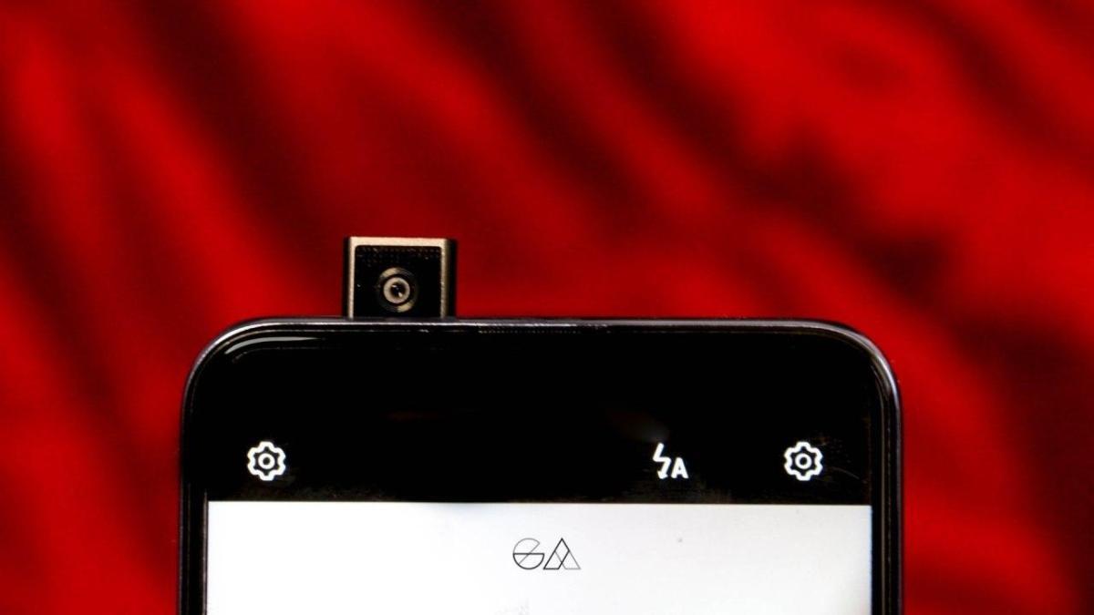 Y9a selfie camera
