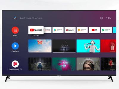Infinix x1 smart TV