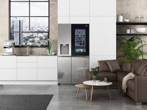 All The Smart Things LG InstaView Refrigerators Can Do